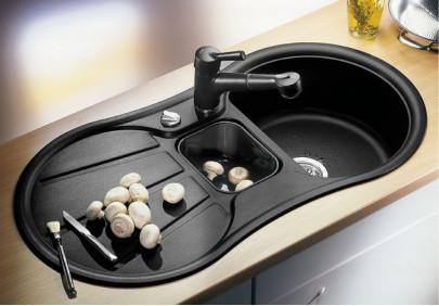 Мойка для кухни Blanco Cron 6S