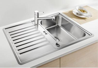 Мойка для кухни Blanco Classic Pro 45S IF
