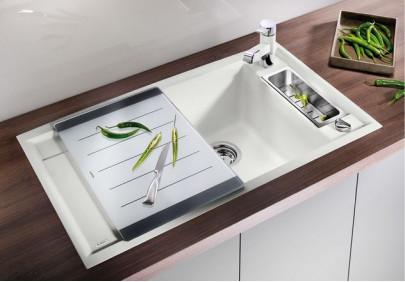 Мойка для кухни Blanco Axia 5S F