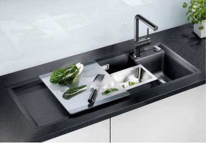 Мойка для кухни Blanco Axia 6S F