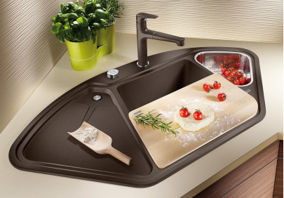 Мойка для кухни Blanco Delta II