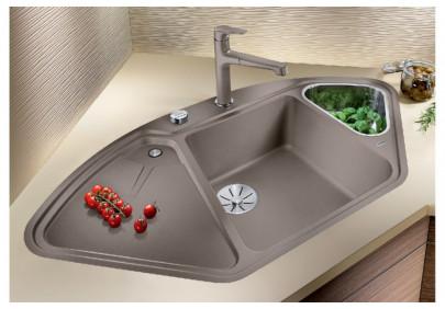 Мойка для кухни Blanco Delta II-F