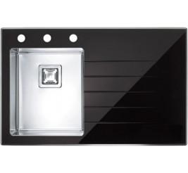 Черное стекло, Артикул: 1099633 (чаша слева), 1099630 (чаша справа)