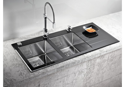 Мойка для кухни Alveus Crystalix 30