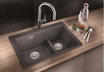 Мойка для кухни Blanco Pleon 6 Split