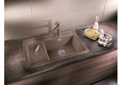 Мойка для кухни Blanco Zenar XL 6S Compact