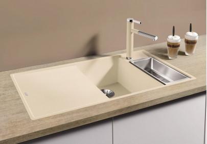 Мойка для кухни Blanco Axia III 6S-F