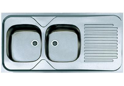 Мойка для кухни Alveus Classic 100