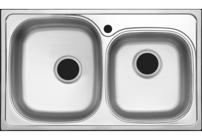 Мойка для кухни Ukinox Comfort COP 780.480 20