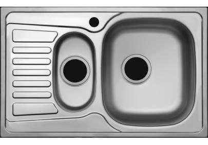 Мойка для кухни Ukinox Comfort CO 780.480 15