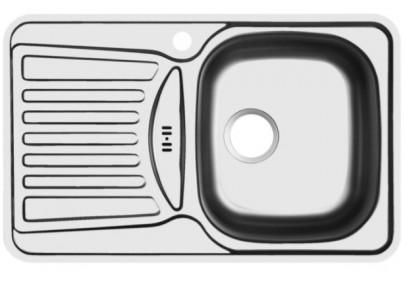 Мойка для кухни Ukinox Comfort COL 780.480 -GW8K