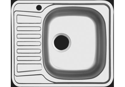 Мойка для кухни Ukinox Comfort CO 580.488 GT5K