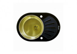 Мойка для кухни  Seaman ECO Glass SMG-730