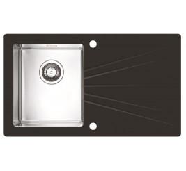 Черное стекло, Артикул: 1102770 (чаша слева), 1103657 (чаша справа)