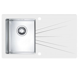 Белое стекло, Артикул: 1102771 (чаша слева), 1103658 (чаша справа) +5 824 ₽