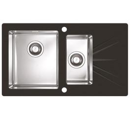 Черное стекло, Артикул: 1102772 (чаша слева)