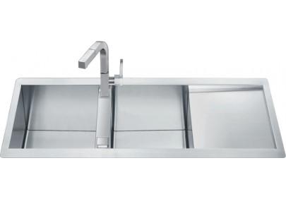 Мойка для кухни Smeg LQR116F-2
