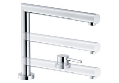 Смеситель для кухни Franke Active Window (поворотный излив, хром)