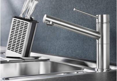 Смеситель для кухни Blanco Alta Compact