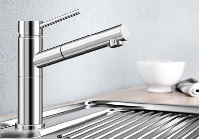 Смеситель для кухни Blanco Alta S Compact