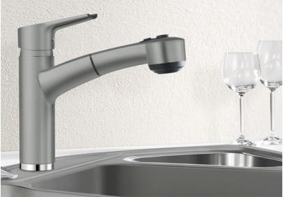 Смеситель для кухни Blanco Merkur S II