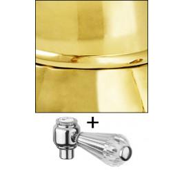 Золото с ручкой Swarovski +10 800 ₽