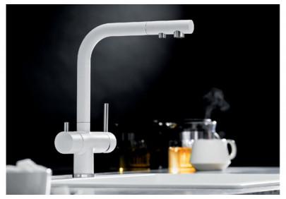 Смеситель для кухни Blanco Fontas II (гранит)