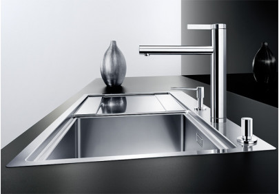 Смеситель для кухни Blanco Linee
