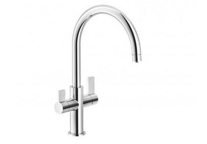 Смеситель для кухни Franke Ambient Clear Water (нержавеющая сталь)