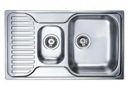 Мойка для кухни  Teka Princess 1 1/2B 1/2D Lux