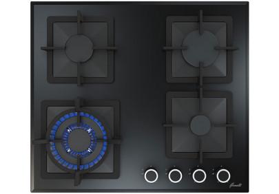 Варочная панель Fornelli PGT 60 Calore BL