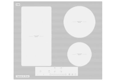 Варочная панель Zigmund & Shtain CI 34.6 W