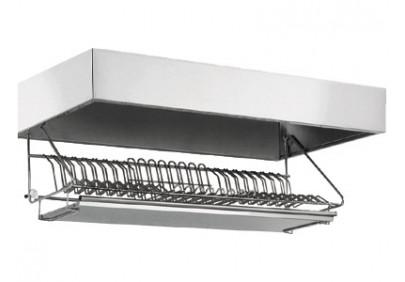 Аксессуар Полка для сушки посуды Falmec Line Scolapiatti 90 IX