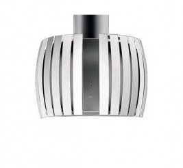 Falmec Prestige Isola 65 Vetro IX (800), белое стекло