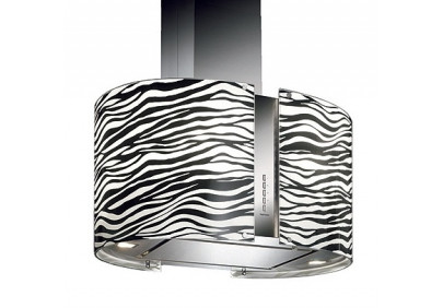 Вытяжка для кухни Falmec Mirabilia 67 Zebra Vetro (800) ECP