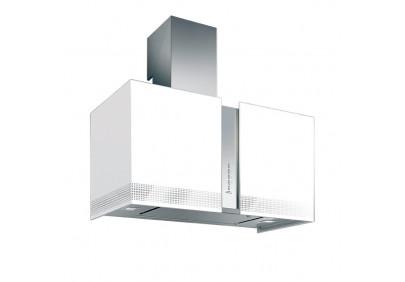 Вытяжка для кухни Falmec Mirabilia Isola 85 Platinum Vetro (800) ECP