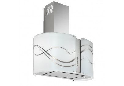 Вытяжка для кухни Falmec Mirabilia Isola 85 Fenice Vetro (800) ECP