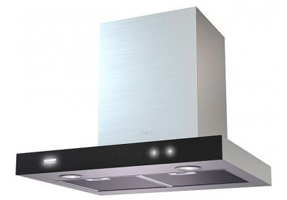 Вытяжка для кухни Kronasteel Paola sensor 600 inox/black