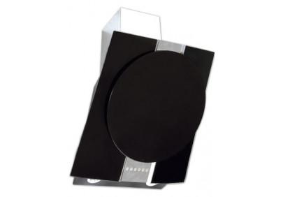 Вытяжка для кухни ELIKOR Графит 60 нержавейка / черное стекло