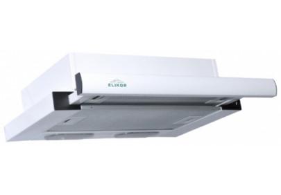 Вытяжка для кухни ELIKOR Интегра 50 белый / белый
