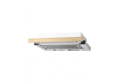 Вытяжка для кухни ELIKOR Интегра 50 белый / дуб неокрашенный