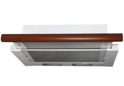 Вытяжка для кухни ELIKOR Интегра 60 белый / бук вишня