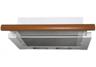 Вытяжка для кухни ELIKOR Интегра 60 белый / бук янтарь