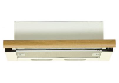 Вытяжка для кухни ELIKOR Интегра 60 белый / дуб