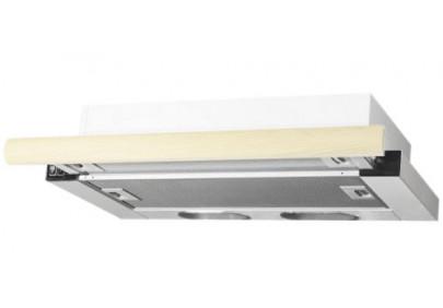Вытяжка для кухни ELIKOR Интегра 60 белый / дуб белый патина