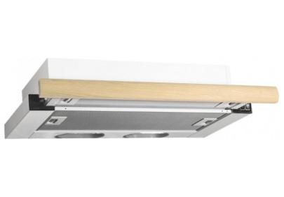 Вытяжка для кухни ELIKOR Интегра 60 белый / дуб кремовый