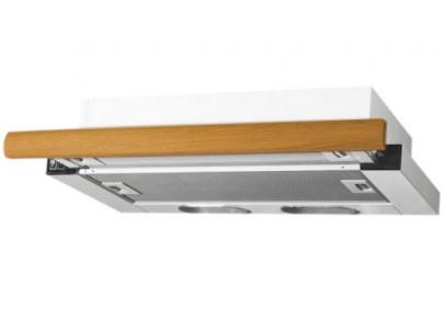 Вытяжка для кухни ELIKOR Интегра 60 белый / дуб рустика
