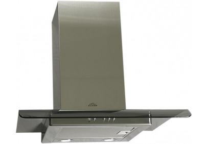 Вытяжка для кухни ELIKOR Топаз 60 нержавейка / тонированное стекло