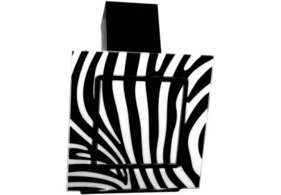Вытяжка для кухни ELIKOR Оникс ART 60 черный / зебра