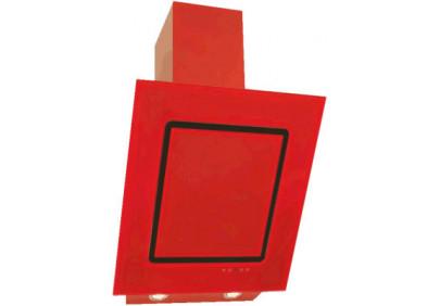 Вытяжка для кухни ELIKOR Оникс 60 красный / красное стекло